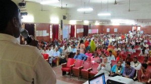 State Level Program of Basic Shiksha Manch in November 2010